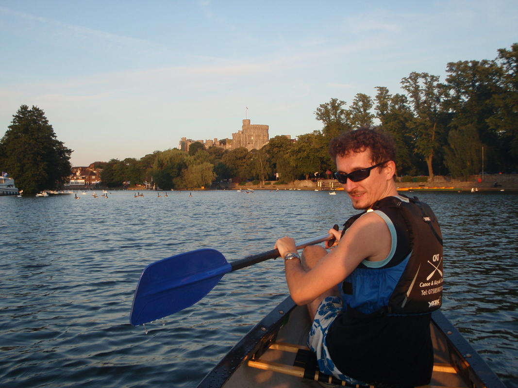 Canoeing @ Windsor