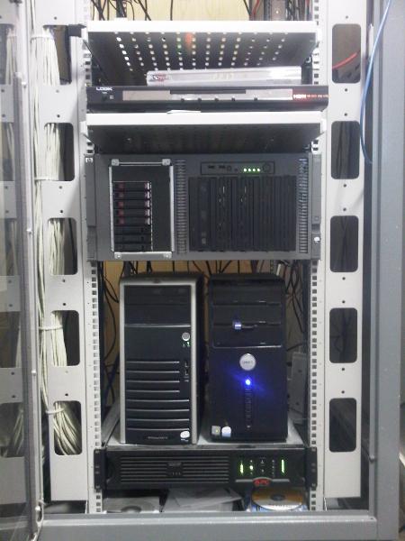 HP file server